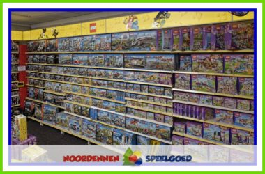 Binnenspeelgoed LEGO-noordennen
