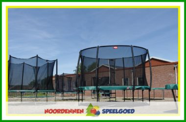 trampoline noordennen speelgoed