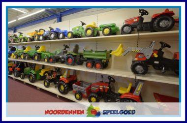 traptractoren noordennen speelgoed