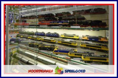 modelspoor treinen